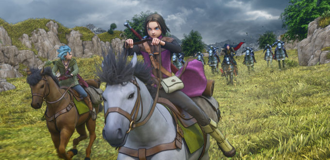 Player 2 Plays - Dragon Quest XI: Echoes of an Elusive Age