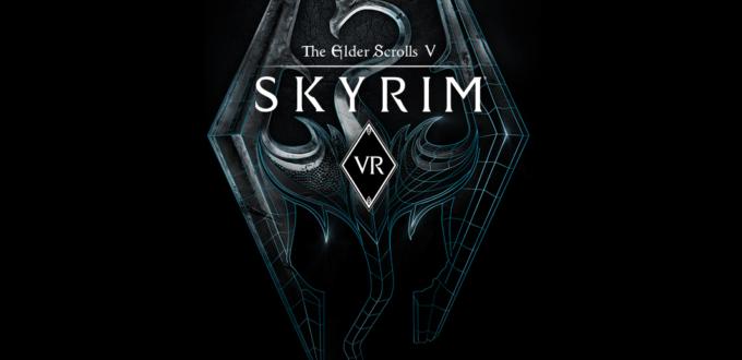 Blockbuster Gaming - Skyrim VR