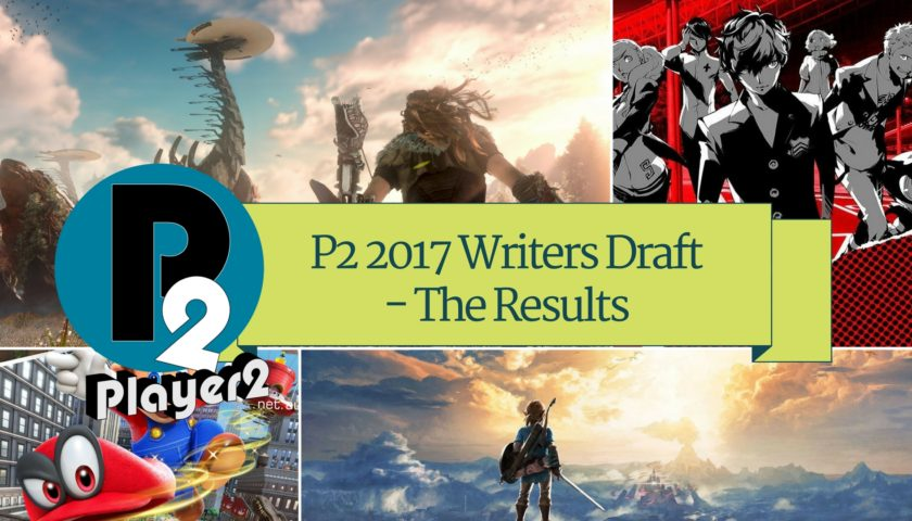 Player2 Video Games Draft 2017 - The Winner Revealed