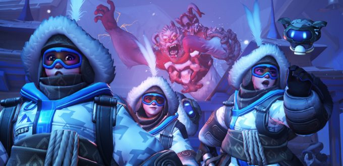 Blizzard is Bringing the Christmas Cheer