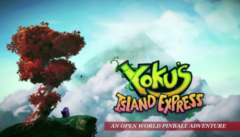 Season's Greetings From Yoku's Island Express