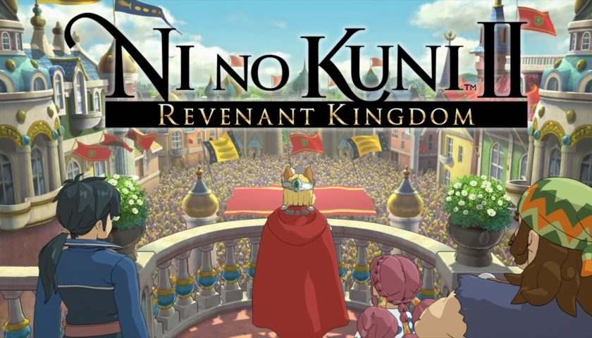Ni No Kuni II Delayed... Again