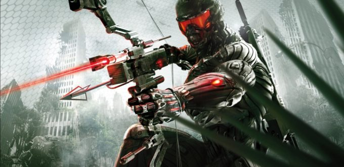 Player 2 Plays - Crysis 3