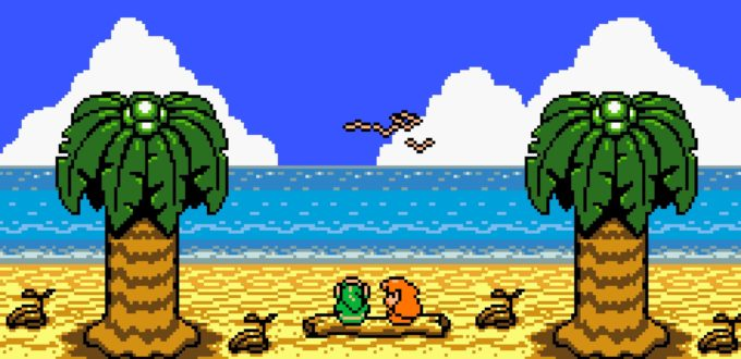 Video Games Club #23 - The Legend of Zelda: Links Awakening