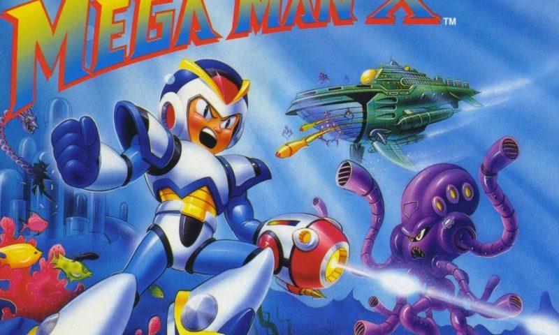 Player 2 Plays - Mega Man X