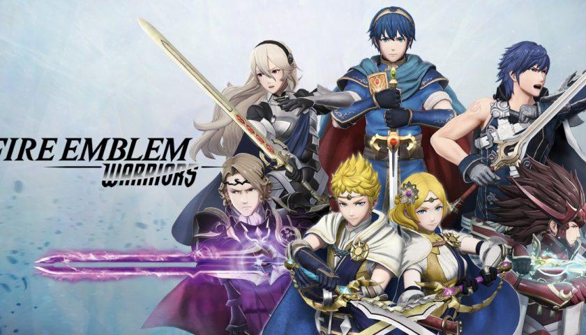 Player 2 Plays - Fire Emblem Warriors