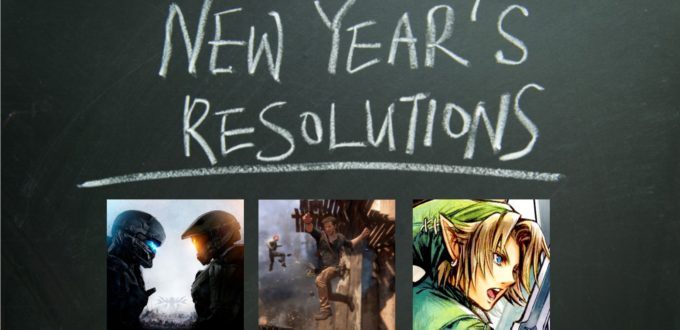Player2's 2018 Gaming Resolutions