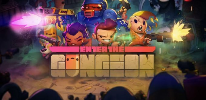 Blockbuster Gaming - Enter The Gungeon - Switch