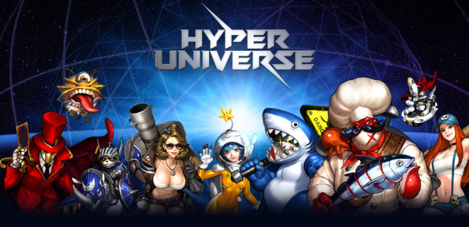 Hyper Universe is Bashing its way out of Early Access