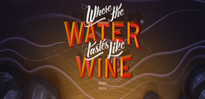 Blockbuster Gaming - Where The Water Tastes Like Wine
