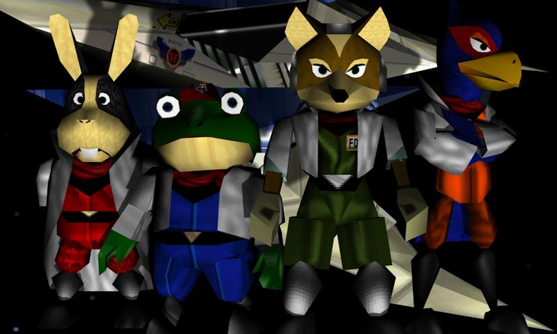 Video Games Club #24 - Lylat Wars (Star Fox 64)