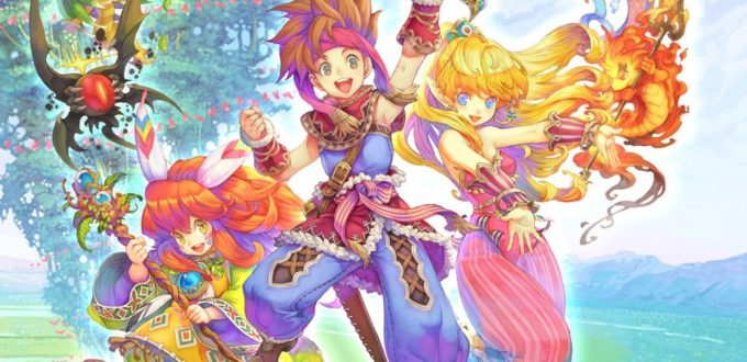 Secret of Mana Remake - Review