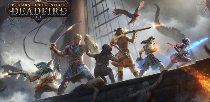 Pillars of Eternity II: Deadfire - Preview