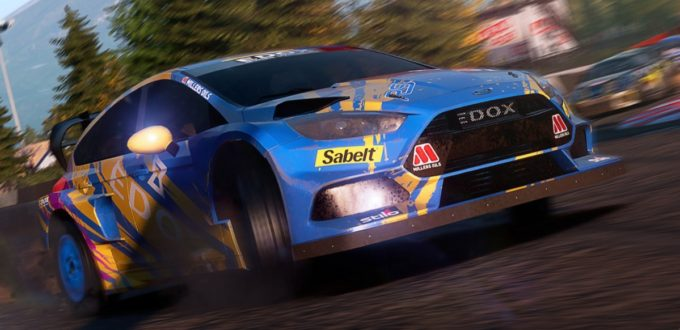 New Modes Revealed for V-Rally 4