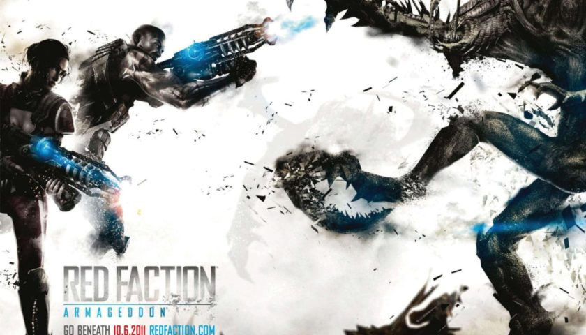 Player 2 Plays - Red Faction: Armageddon
