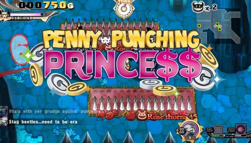 Blockbuster Gaming - Penny Punching Princess