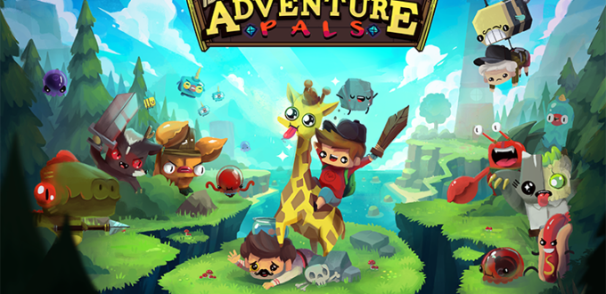 Player 2 Plays - The Adventure Pals
