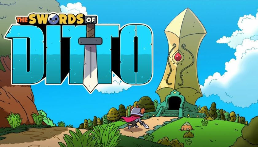 Player 2 Plays - The Swords of Ditto
