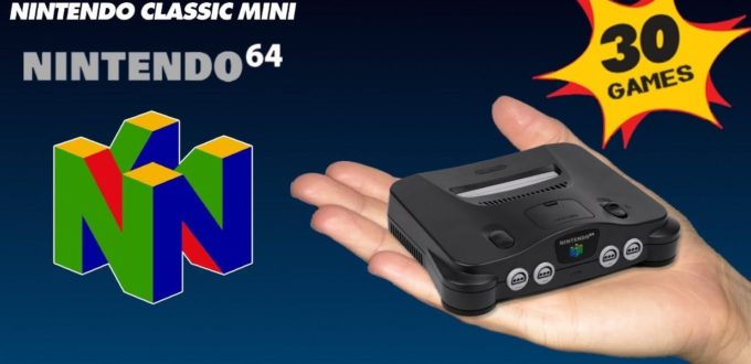 Patched #35 - The N64 Classic Mini
