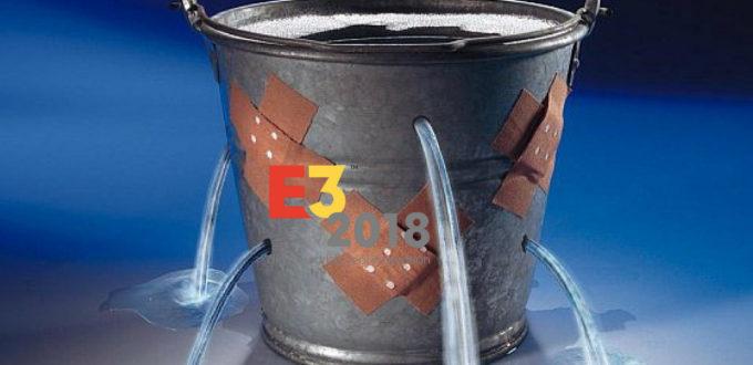 Plugging A Leak - The Walmart Pre - E3 2018 News