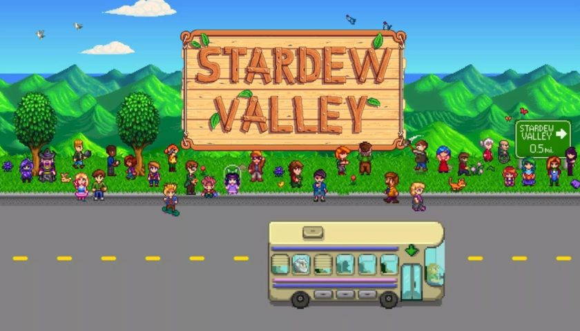 Stardew Valley Multiplayer is here