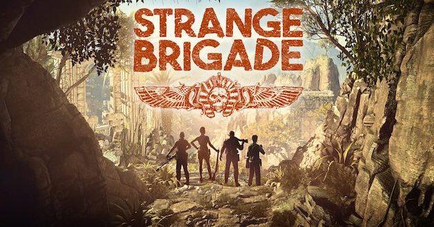 Strange Brigade Featured