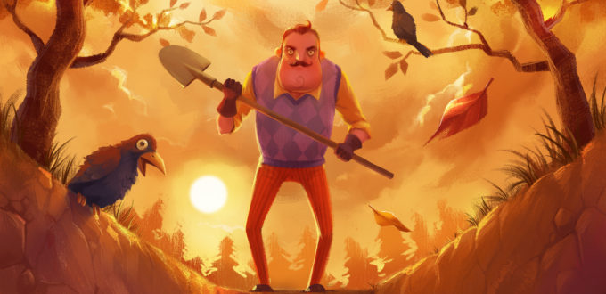 Player 2 Plays - Hello Neighbor