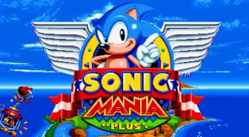 Player 2 Plays - Sonic Mania Plus
