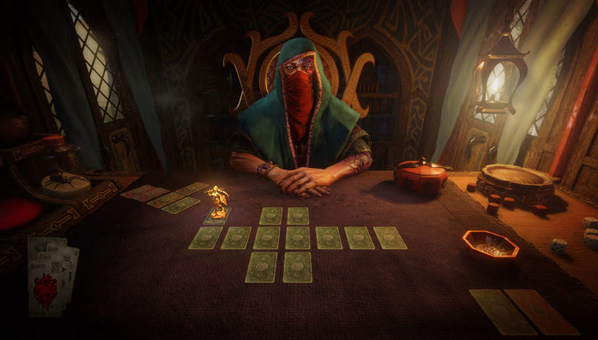Player 2 Plays - Hand of Fate 2: Combat Update