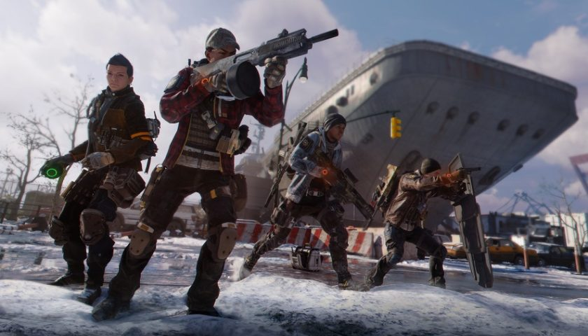 Can The Division Change its Destiny