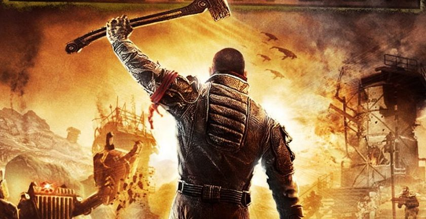 Player 2 Plays - Red Faction Guerrilla ReMarstered