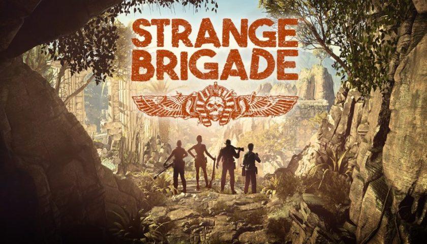 Strange Brigade - 1930's Pulp Worth Exploring