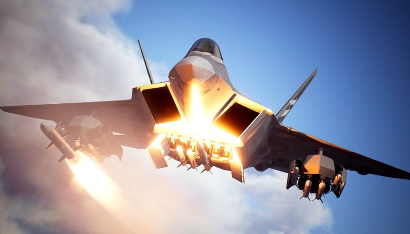 Ace Combat 7 Soars on to Shelves Soon