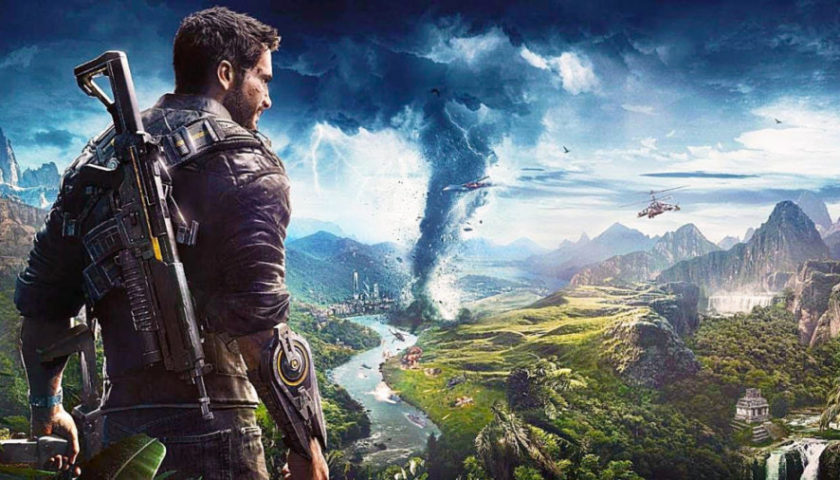 The Weatherman Gets His Revenge in Just Cause 4