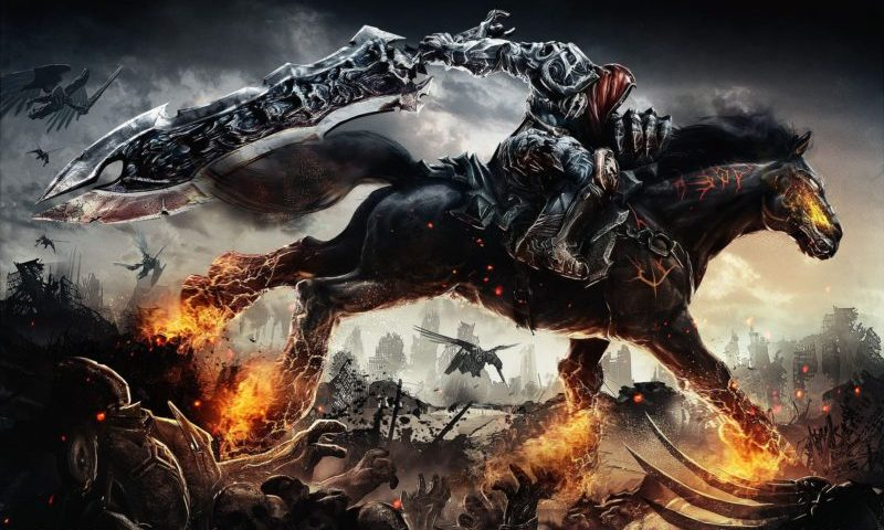 The War Path - Darksiders Playthrough #1 - War Unleashed