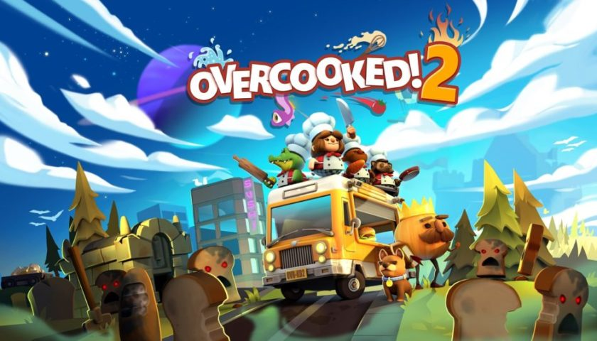 Overcooked 2 - A Dish Well Done