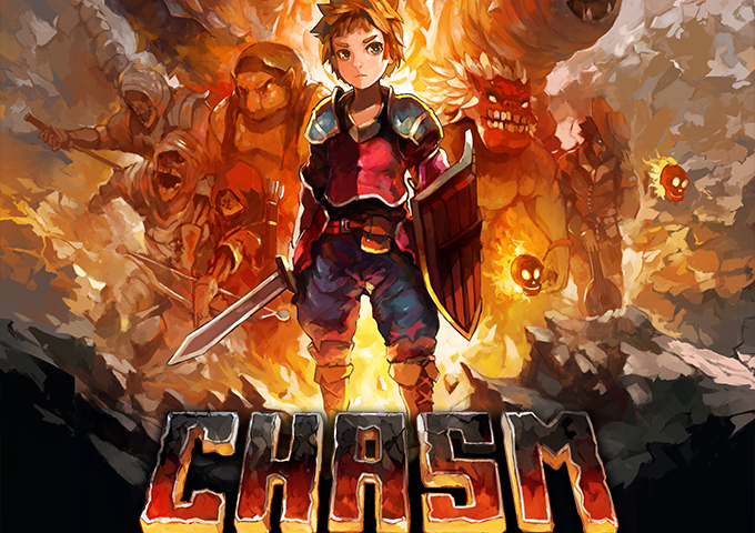 Player 2 Plays - Chasm