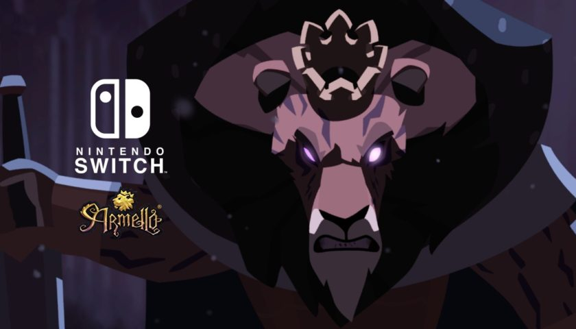 Armello - Backstabbing on the Switch