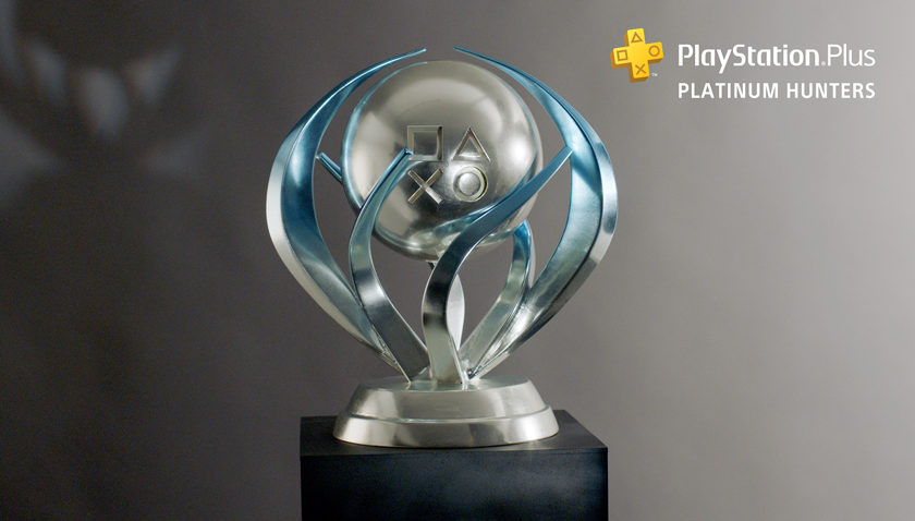 Win A Real Platinum Trophy With PlayStation Australia