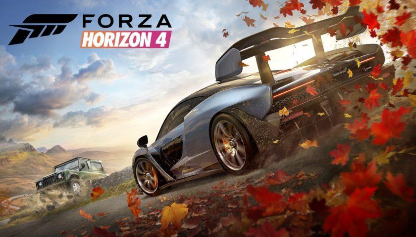 Forza Horizon 4 - Pure Motoring Perfection