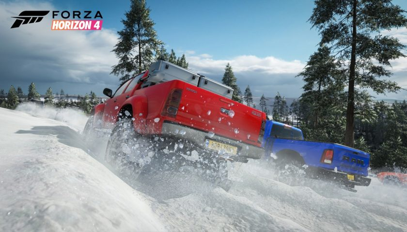 Player 2 Plays - Forza Horizon 4