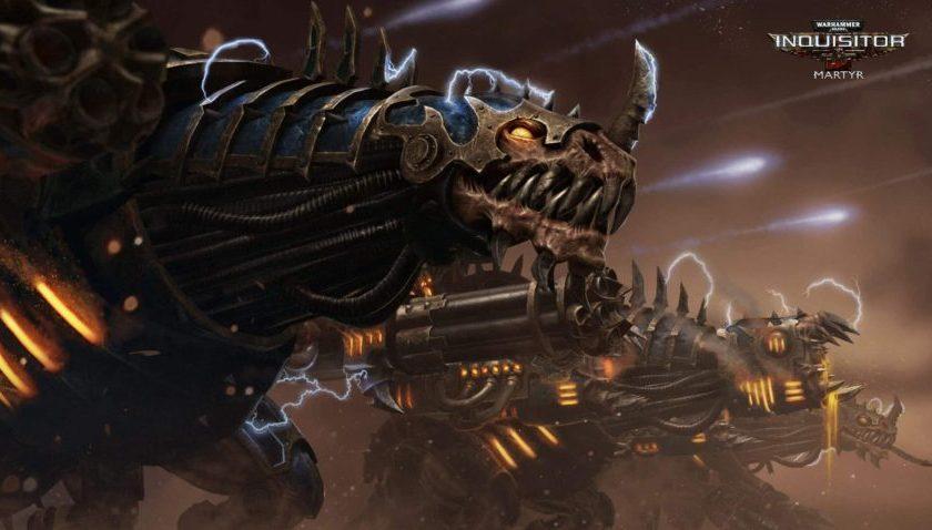 Player 2 Plays - Warhammer 40K - Inquisitor: Martyr