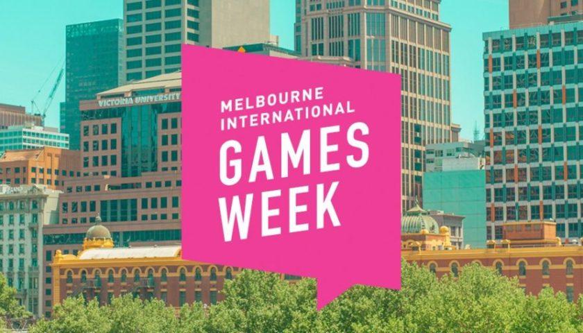Get Ready for Melbourne International Games Week