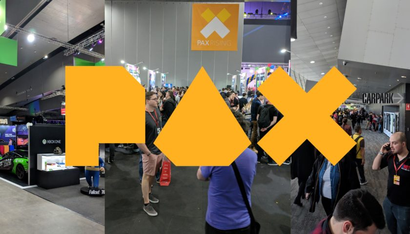 Patched #54 - The Best of PAX AUS With Special Guests!