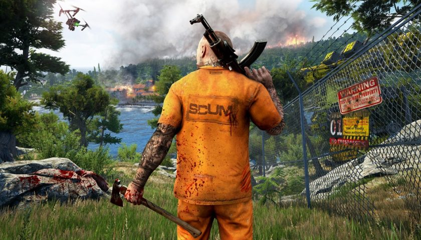 SCUM - A Diary of Survival - Early Access Preview