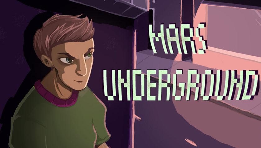 PAX AUS 2018 Indie Showcase - Mars Underground