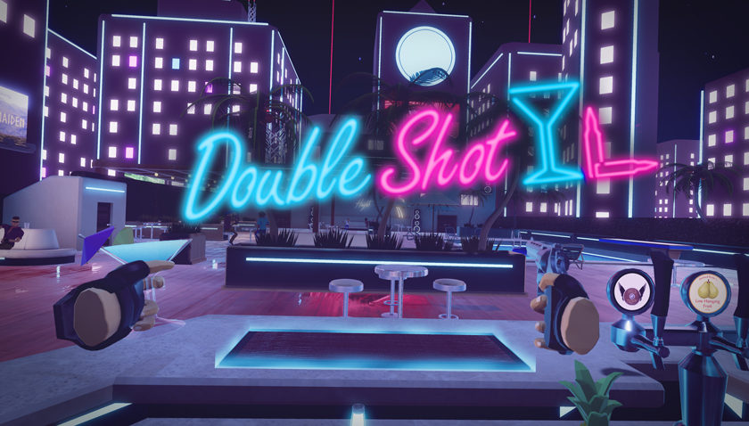 PAX AUS 2018 Indie Showcase - Double Shot VR