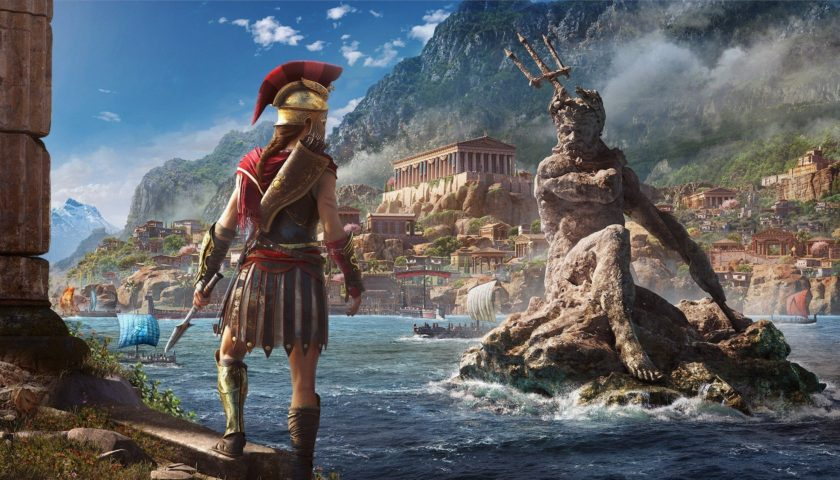 Player 2 Plays - Assassin's Creed: Odyssey