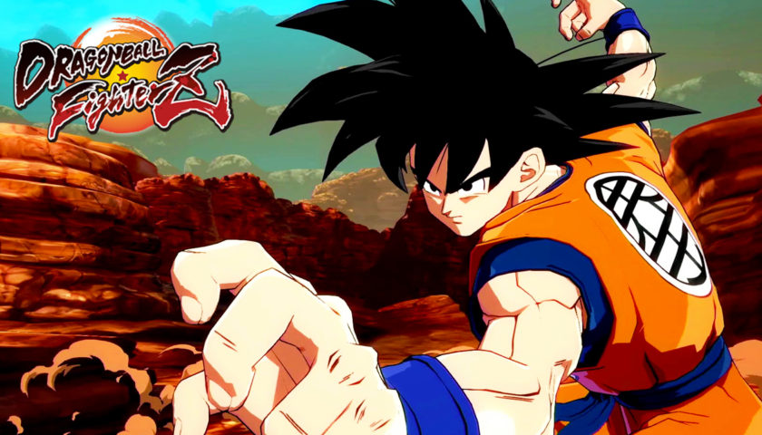 Dragon Ball FighterZ - Switching it up