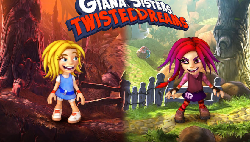 Player 2 Plays - Giana Sisters: Twisted Dreams
